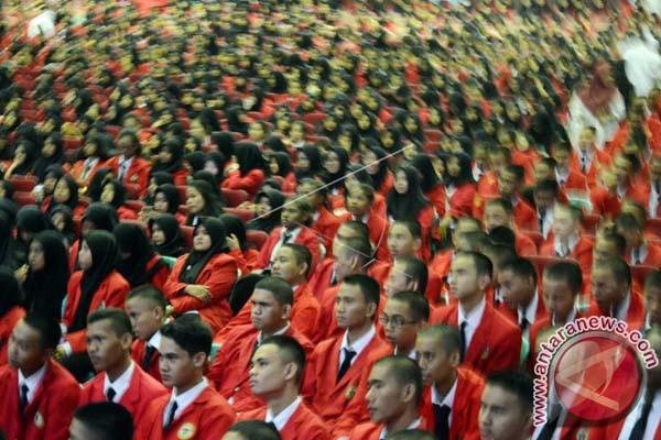 5.371 Mahasiswa Baru Unhas Ikuti Orientasi