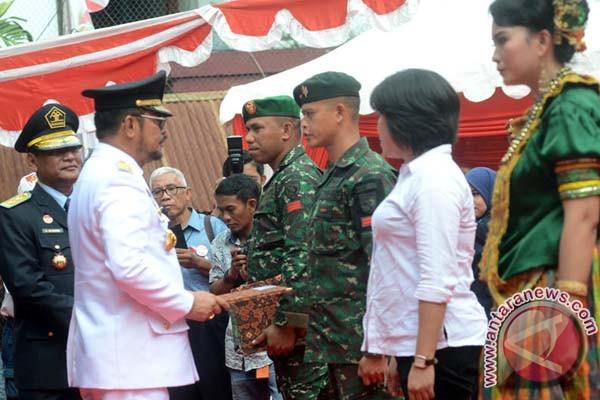 86 Warga Binaan Di Sulsel Langsung Bebas
