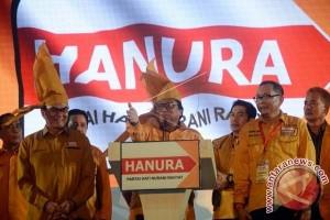 Hanura Sulsel Targetkan Lima Besar Pemilu 2019