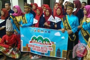 Tiga Penghargaan Bantaeng Warnai Hari Anak Nasional