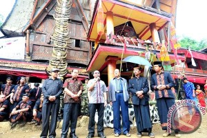 Wagub: Kebudayaan Toraja Harus Dijaga