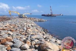 Pengerjaan Makassar New Port Sudah 28,18 Persen