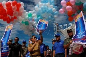 Sulbar Luncurkan Program Tahun Keselamatan Untuk Kemanusiaan