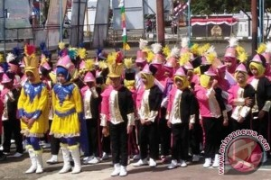 Dispora Sinjai Gelar Lomba Drum Band