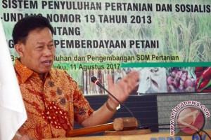 BPPSDMP Kumpulkan Penyuluh Pertanian Wujudkan Swasembada Pangan