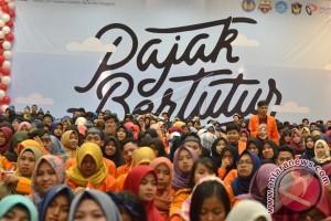 Ratusan Mahasiswa Makassar Diajak Sadar Pajak Bertutur