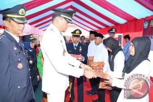 Bupati Gowa Serahkan Remisi Untuk 341 Narapidana