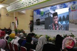 JCH Tiga Kabupaten Sulbar Tiba Di Makassar