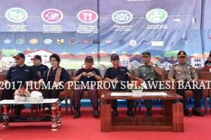 Gubernur Sulawesi Barat Ajak Masyarakat Hidup Sehat