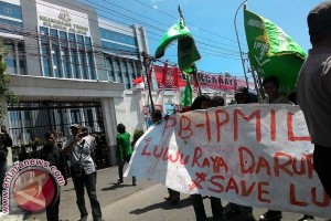 IPMIL Desak Kejati Sulsel Tuntaskan Korupsi Luwu
