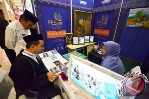 Perwakilan 18 Provinsi Ikut Festival Ekonomi Syariah