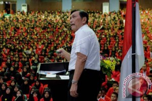 Menko Kemaritiman: Kepercayaan Publik Indonesia Meningkat
