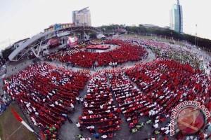 10 Ribu RT/RW Makassar Dan Penasehatnya Dilantik