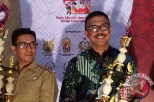 Makassar Juara Satu Stand Terbaik Expo Sulsel