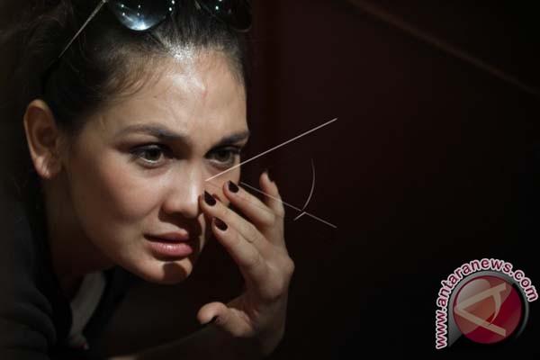Luna Maya Bangga Karyanya Tampil Acara Internasional