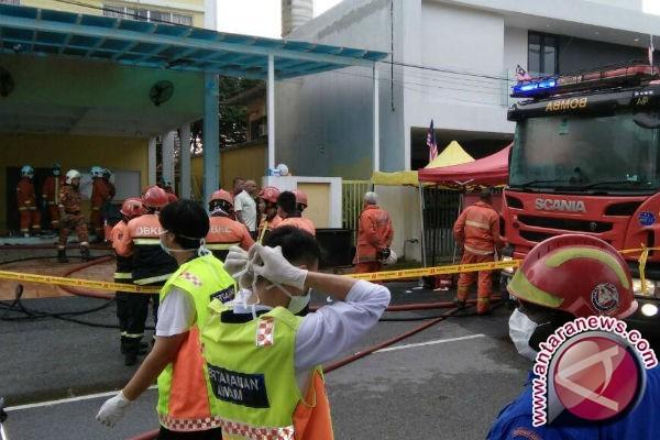 Rumah Tahfiz Di Kuala Lumpur Terbakar 24 Meninggal