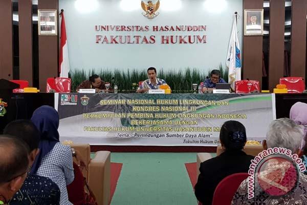 Fakultas Hukum Unhas Gelar Seminar-Kongres Nasional