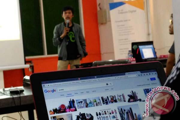 Google Latih Pelaku UKM Sulsel Berjualan Digital