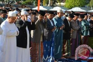 Bupati Sinjai Shalat Idul Adha di Lapangan Sinjai Bersatu