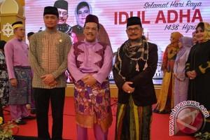 Ramah Tamah Gubernur Sulsel Dihadiri Raja Malaysia