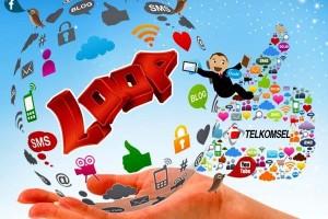 Telkomsel Loop Dukung Perkembangan Seni-Olahraga Pemuda