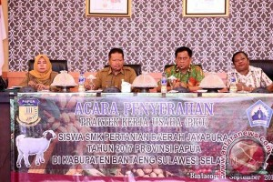 128 Siswa SMK Jayapura PKL Di Bantaeng
