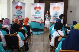 Gerakan Indonesia Jantung Sehat Tangkal Kolesterol
