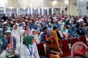 Kloter 6 Asal Papua Penuhi Asrama Haji
