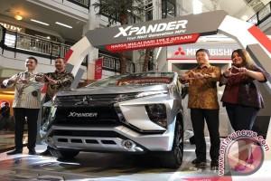 Mitsubishi Xpander Ekspansif  Garap Pasar Makassar