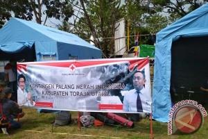 Toraja Utara Ikuti Perkemahan PMI Sulsel