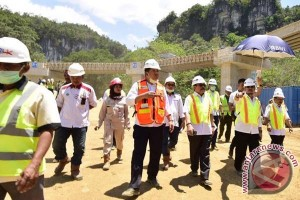 "Progres ""Elevated Road"" Maros-Bone 59 Persen"