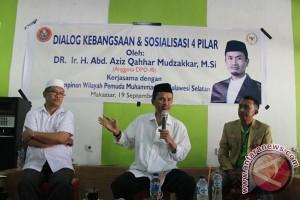 Anggota DPD Sosialisasikan Empat Pilar Kebangsaan