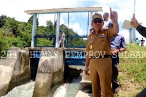 warga Mamuju menolak ganti rugi lahan bendungan