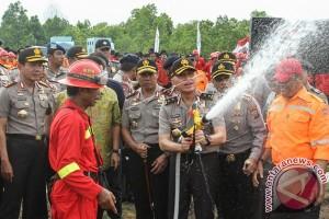 Polres Majene Gelar Rapat Terpadu Antisipasi Karhutla