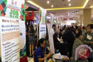 Job Fair Makassar libatkan 65 perusahaan