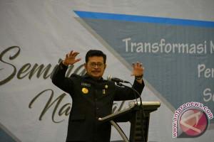 Gubernur Diundang Jadi Pembicara Tamu Di Singapura