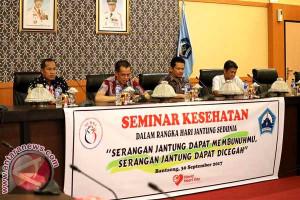 Pemkab Bantaeng Bersama PERKI Seminar Kesehatan Jantung