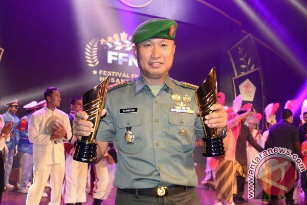 Kodam XIV Hasanuddin Juara Festival Film Nusantara