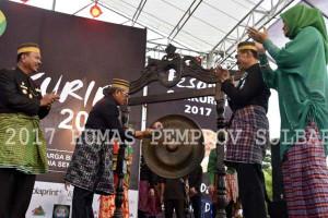 """Pesona """"Cakkuriri"""" Destinasi Wisata Budaya Sulbar"""