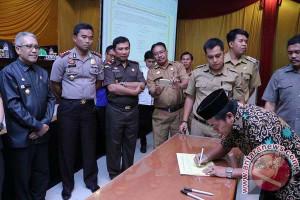 Wabup Harap Calon Kepala Desa Miliki Kepemimpinan