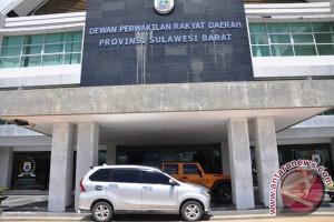 Amalia Aras resmi jabat ketua DPRD  Sulbar