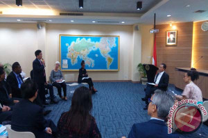 GAPKI : Indonesia Perlu Perkuat Diplomasi Sektor Sawit