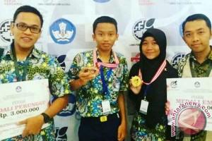 Siswa Binaan PT AAL Juarai LPSN 2017 Tingkat Nasional