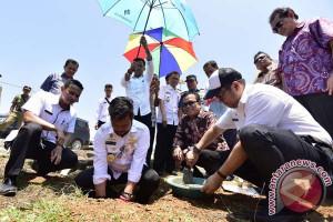 """Pembangunan """"Cold Storage"""" Untia Makassar Dimulai"""