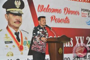 SYL Menjamu Makan Malam Atlet Mahasiswa Se-Indonesia