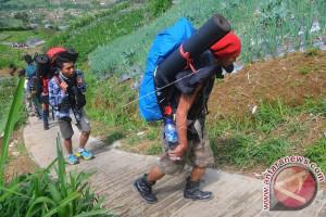 Kerusakan Gunung Bawakaraeng akibat kegiatan massif