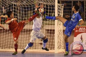 Sulsel Sumbang Emas Cabang Futsal Pomnas