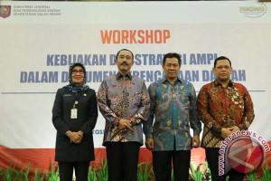 Pimpinan Daerah KTI Tandatangani Komitmen Pembangunan Pamsimas