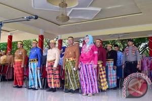 Kapolres Pimpin Peringatan Hari jadi Sulsel Di Bantaeng