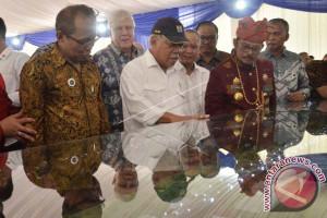 Menteri PUPR Resmikan Pembangunan Tol Layang Pettarani